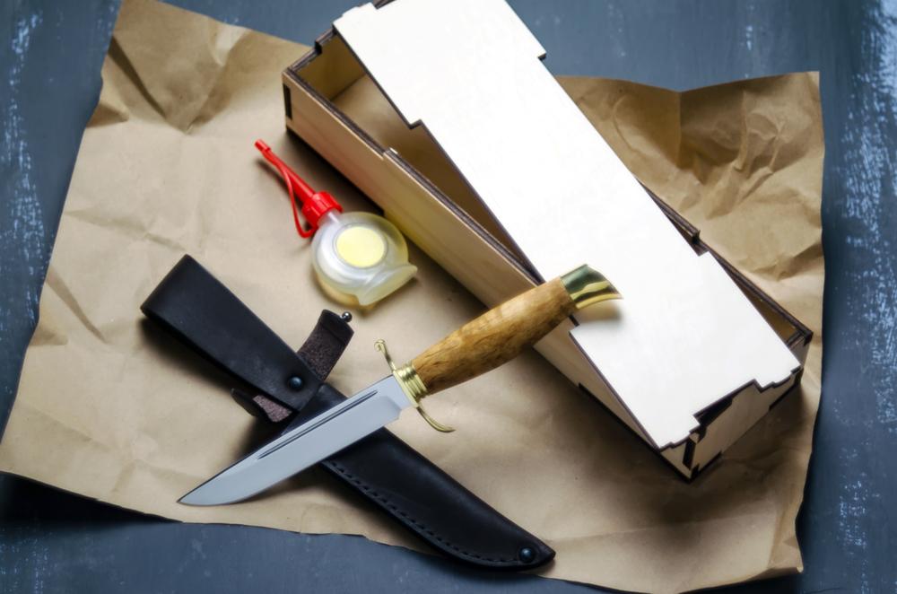 Nůž jako dárek